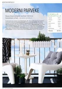 Koti ja Keittiö 4-2015_Ikeatuolit parvekkeella 2 Pieni